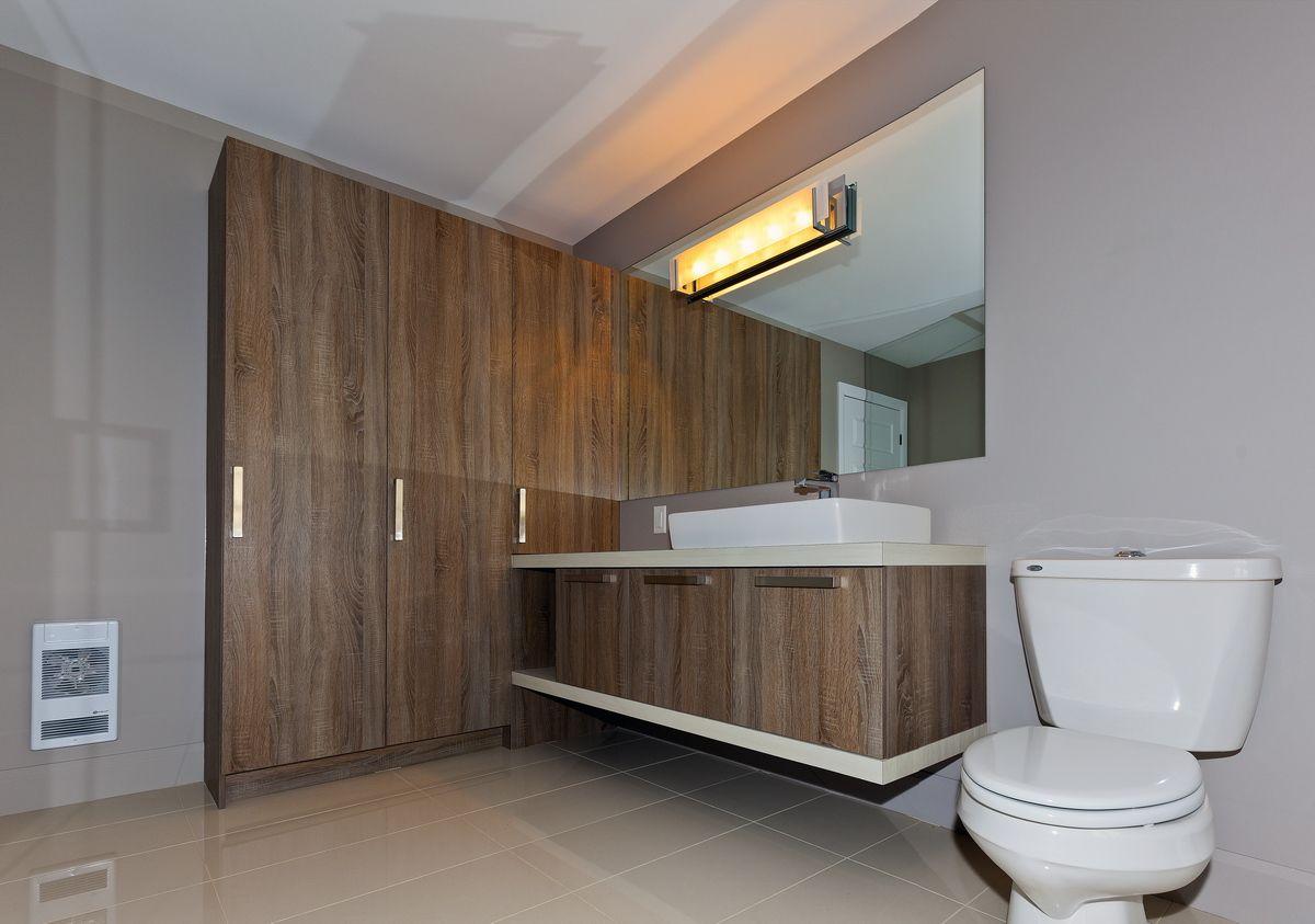 vanite salle de bain moderne. Black Bedroom Furniture Sets. Home Design Ideas