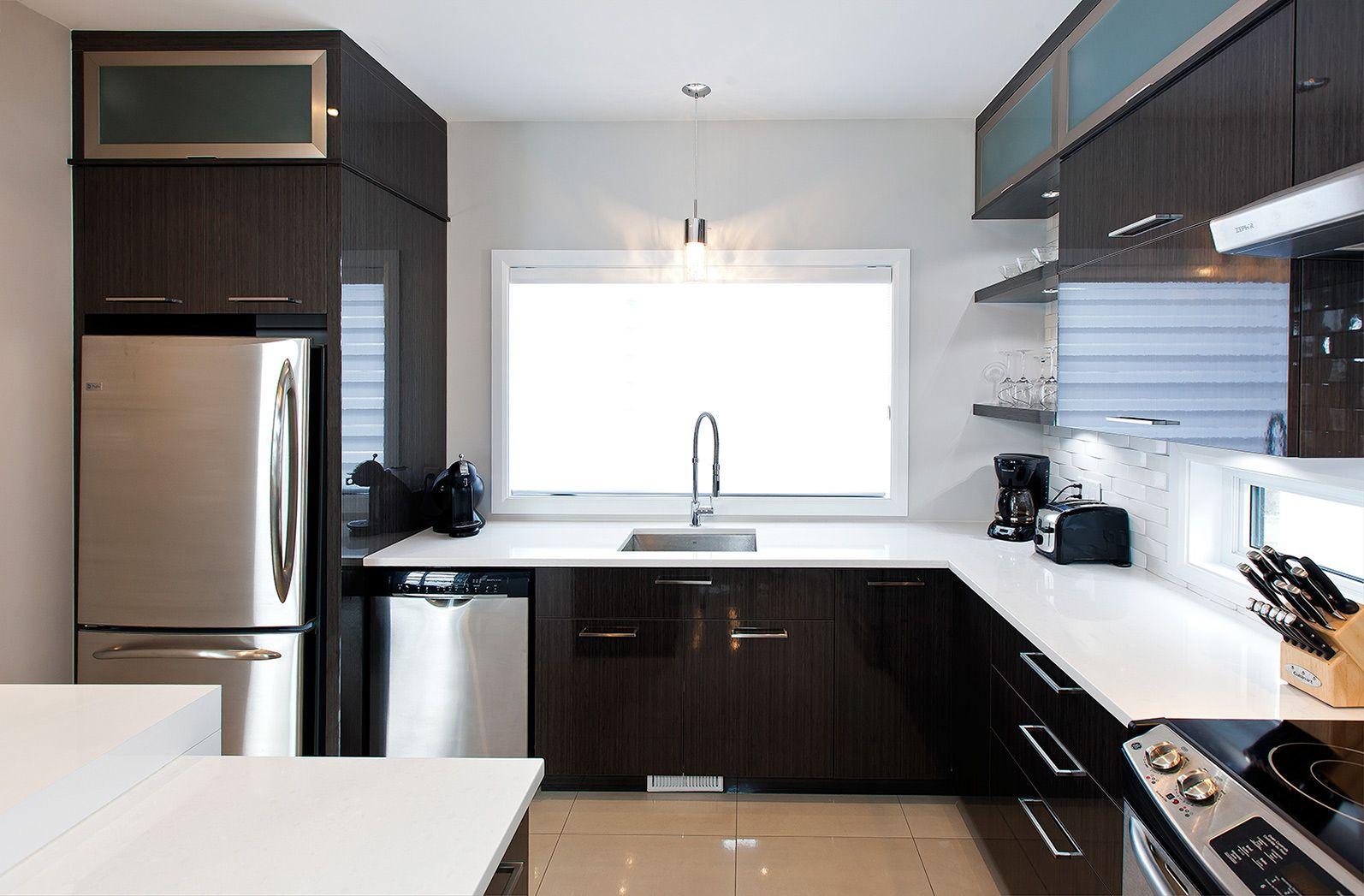 cuisine moderne griffe cuisine. Black Bedroom Furniture Sets. Home Design Ideas