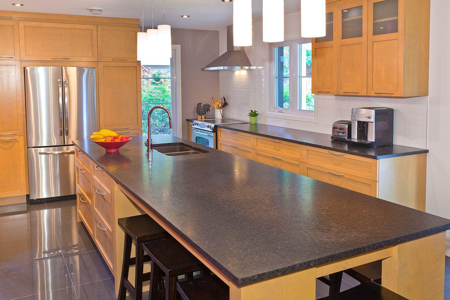 cuisine contemporaine griffe cuisine. Black Bedroom Furniture Sets. Home Design Ideas