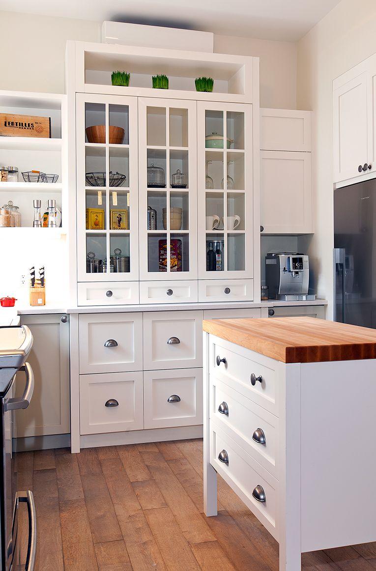 cuisine champ tre griffe cuisine. Black Bedroom Furniture Sets. Home Design Ideas