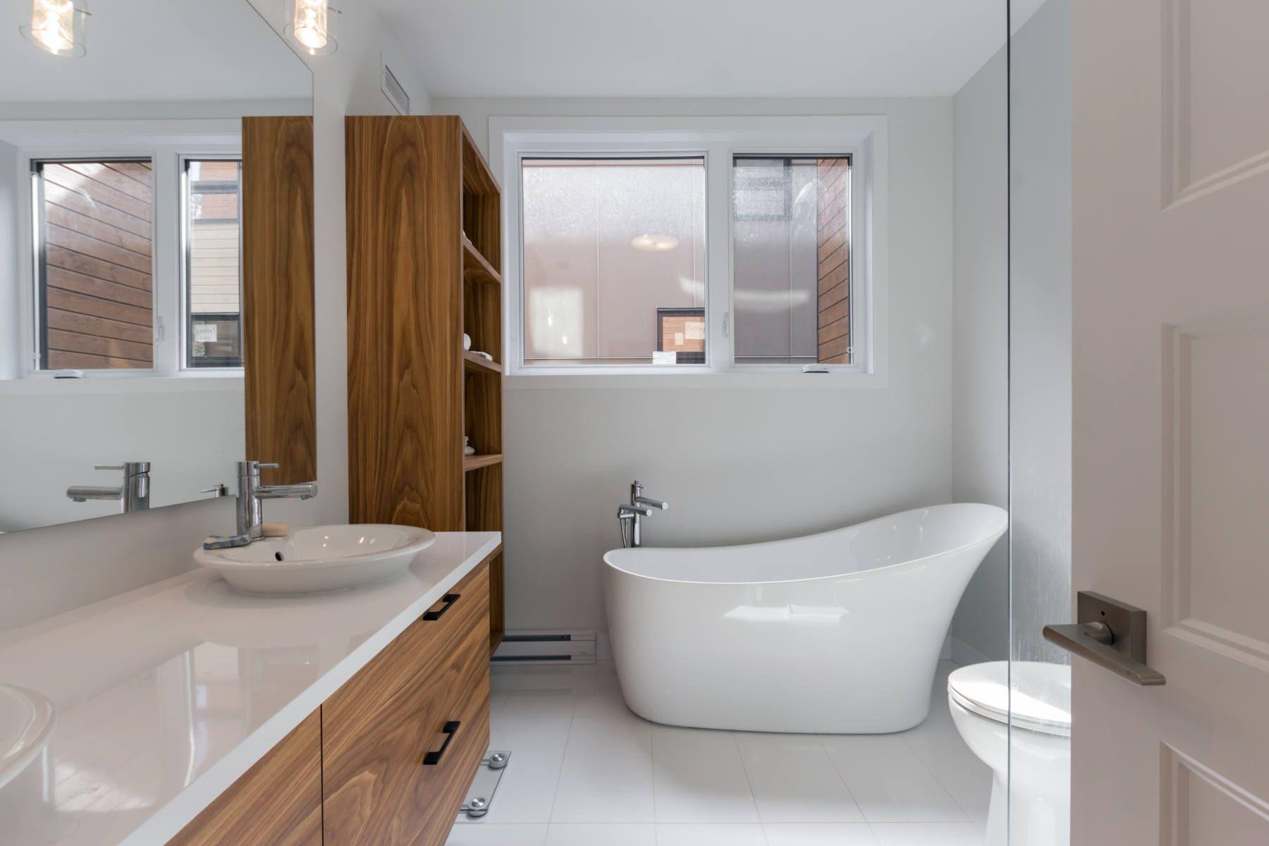 Photo Salle Bain Moderne salle de bain moderne - griffe cuisine